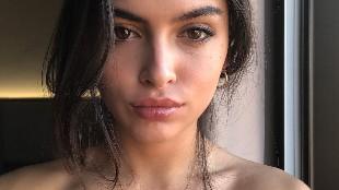 Lucía Rivera: su posado en sujetador más casero y sensual
