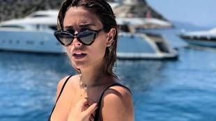Blanca Suárez desafía a la censura de Instagram sin nada de ropa