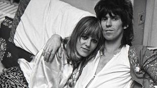 """Keith Richards sobre Anita Pallenberg: """"No puedo evitarlo, voy a tener que estar con ella"""""""