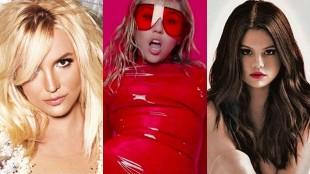 El lado oscuro de Britney Spears, Miley Cyrus, Selena Gómez...