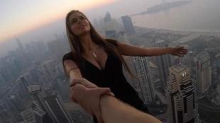 Selfies hechos segundos antes de morir