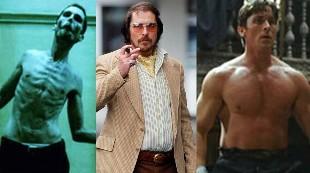 Los cambios físicos más impresionantes de los famosos