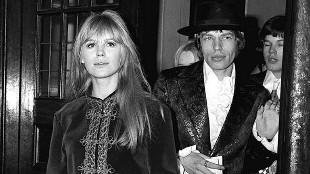 """Faithfull: """"Estar con Mick Jagger fue díficil, en 1969 me tomé una sobredosis de pastillas"""""""