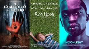 Las 100 mejores películas del siglo XXI