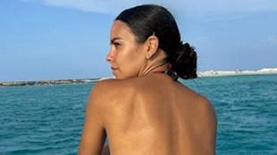 """stina Pedroche, una de las fotos del verano: """"Superando miedos..."""""""