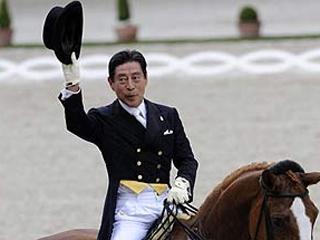 Hiroshi Hoketsu participará en Pekín