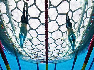 La natación, la reina de los Juegos (AFP)