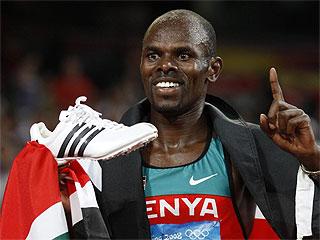 Bungei, nuevo rey del 800 (AFP)