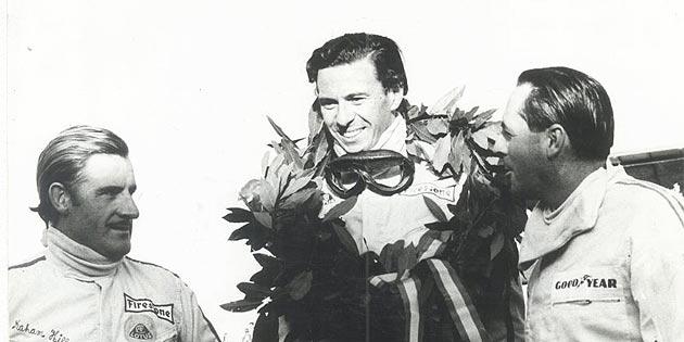 Archivo MARCA. Jim Clark