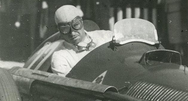 Archivo MARCA. Juan Manuel Fangio