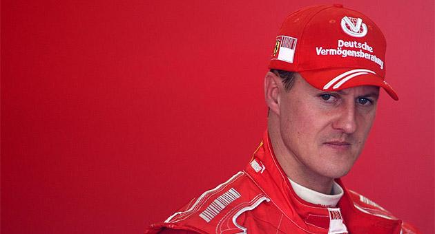 Archivo MARCA. Michael Schumacher.