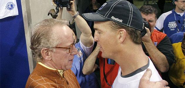Archie y Peyton Manning, padre e hijo, tiene ligado su pasado a Nueva Orleans