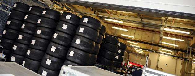 Los pilotos que lleguen a la Q3 deber�n salir con el mismo juego de neum�ticos en carrera que hubieran empleado en esta �ltima ronda. FOTO: RV RACINGPRESS