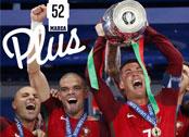 Nº 52 Especial campeón Eurocopa
