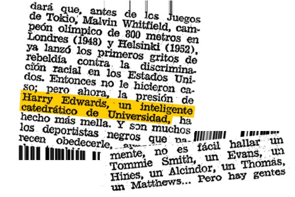 50 años de los Juegos Olímpicos de México 68