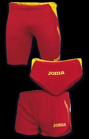 Atletismo: pantalones