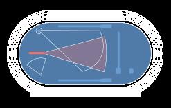 Atletismo: pista de lanzamiento de jabalina