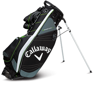 Golf. Bolsa de palos