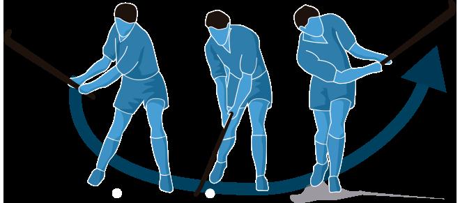 Golpe de hockey