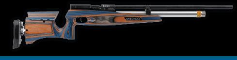 Rifle de aire 10 m.