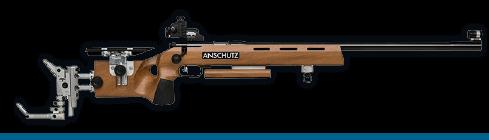 Rifle 50 m. en tres posiciones