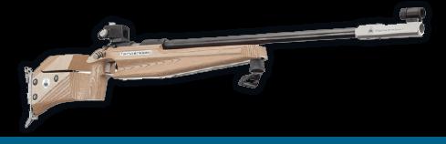 Rifle 50 m. en posición tendida