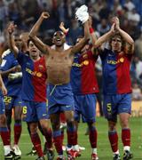 REAL MADRID-BARCELONA(2/05/09 - EL 2-6)
