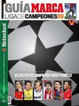 Guía Liga de Campeones 09