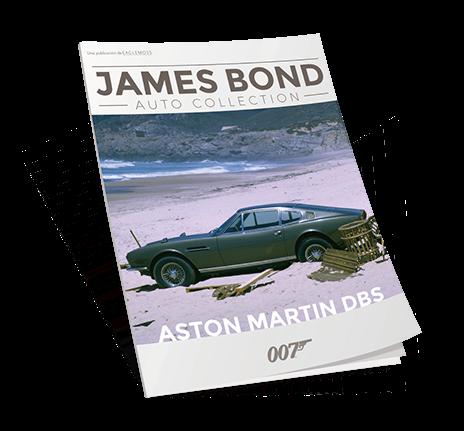 James BOND COCHE COLECCIÓN #116 Lada Niva /& Revista