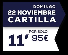 Viernes 20 de noviembre CARTILLA