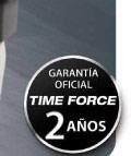 GARANTÍA OFICIAL TIME FORCE 2 AÑOS
