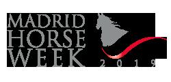 logotipo de Madrid Horse Week 2019