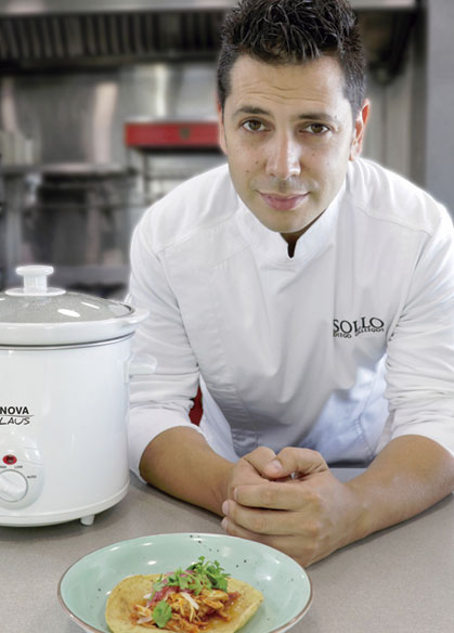 Slow Cooker y Diego Gallegos