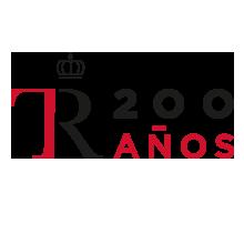 logotipo de El Teatro Real