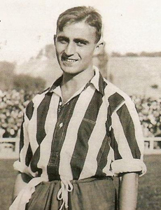 Monchín Triana, en el Atlético