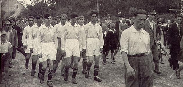 El Maccabi Football, en los a�os 30