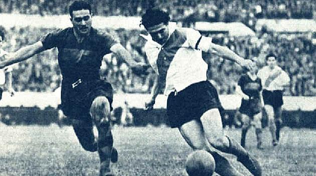 Bernabé Ferreyra, ídolo de River Plate