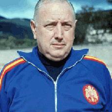 Balmanya, seleccionador espa�ol en 1967