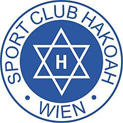 Escudo del club Hakoah Viena.