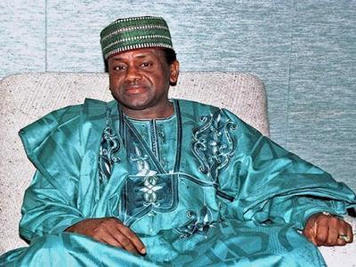 El general Sani Abacha.