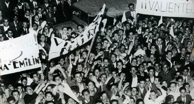 La llegada a Madrid de los campeones (Foto Real Madrid C.F)