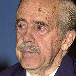 Alfonso de la Serna, representante oficioso de Espa�a en M�xico en 1950