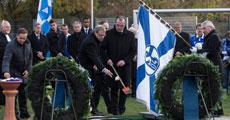 La ceremonia en el estadio del Schalke 04 / Copyrigth www.schalke04.de